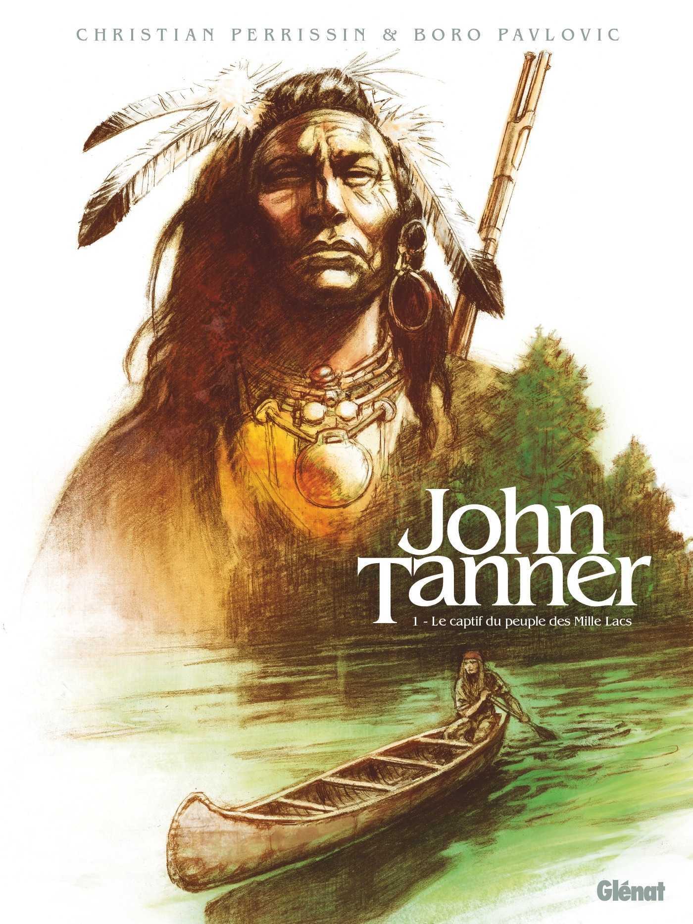 John Tanner, une éducation indienne