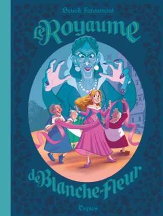 Le Royaume de Blanche-Fleur, Feroumont donne les clés et expose dès le 7 septembre chez Hubery & Breyne à Paris