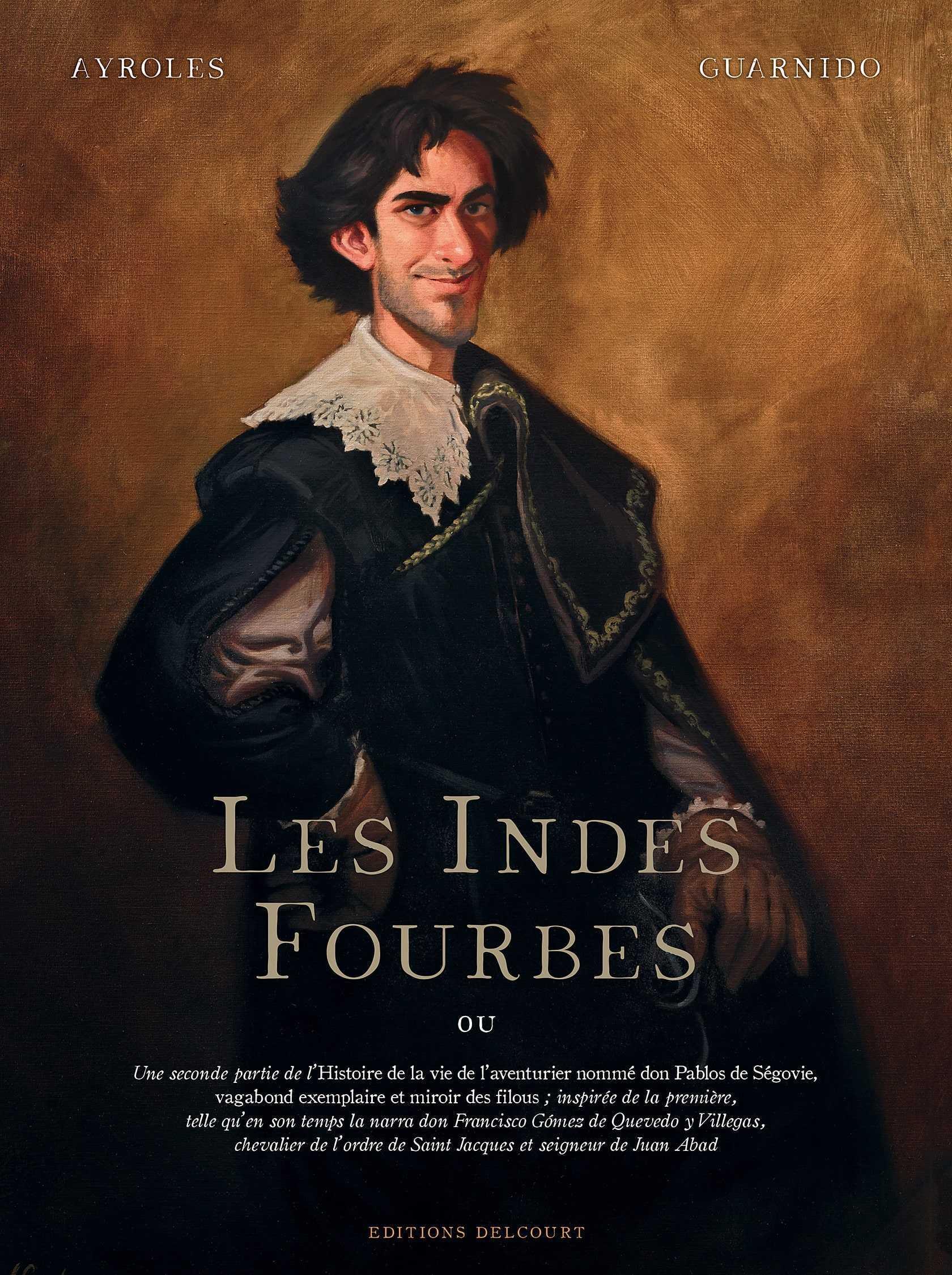 Les Indes Fourbes et In Waves nommés pour le Prix des libraires BD 2019