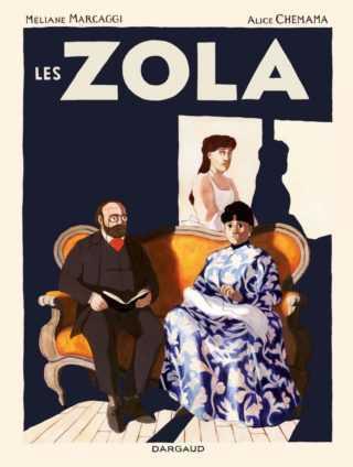 Les Zola, deux femmes de tête pour un cœur