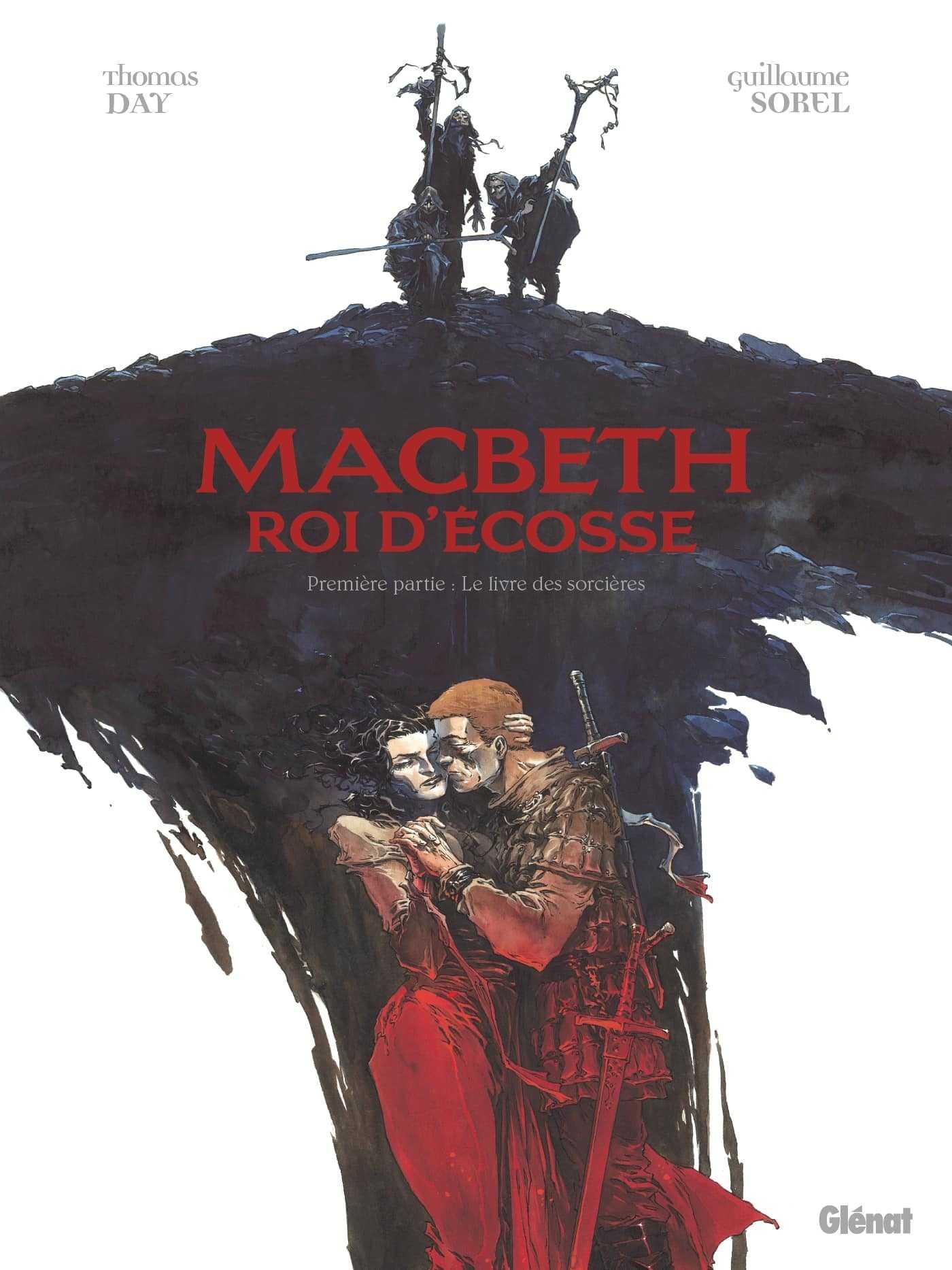 Macbeth roi d'Écosse, bruit et fureur