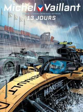 Michel Vaillant, 13 jours, le retour attendu en Grand Prix