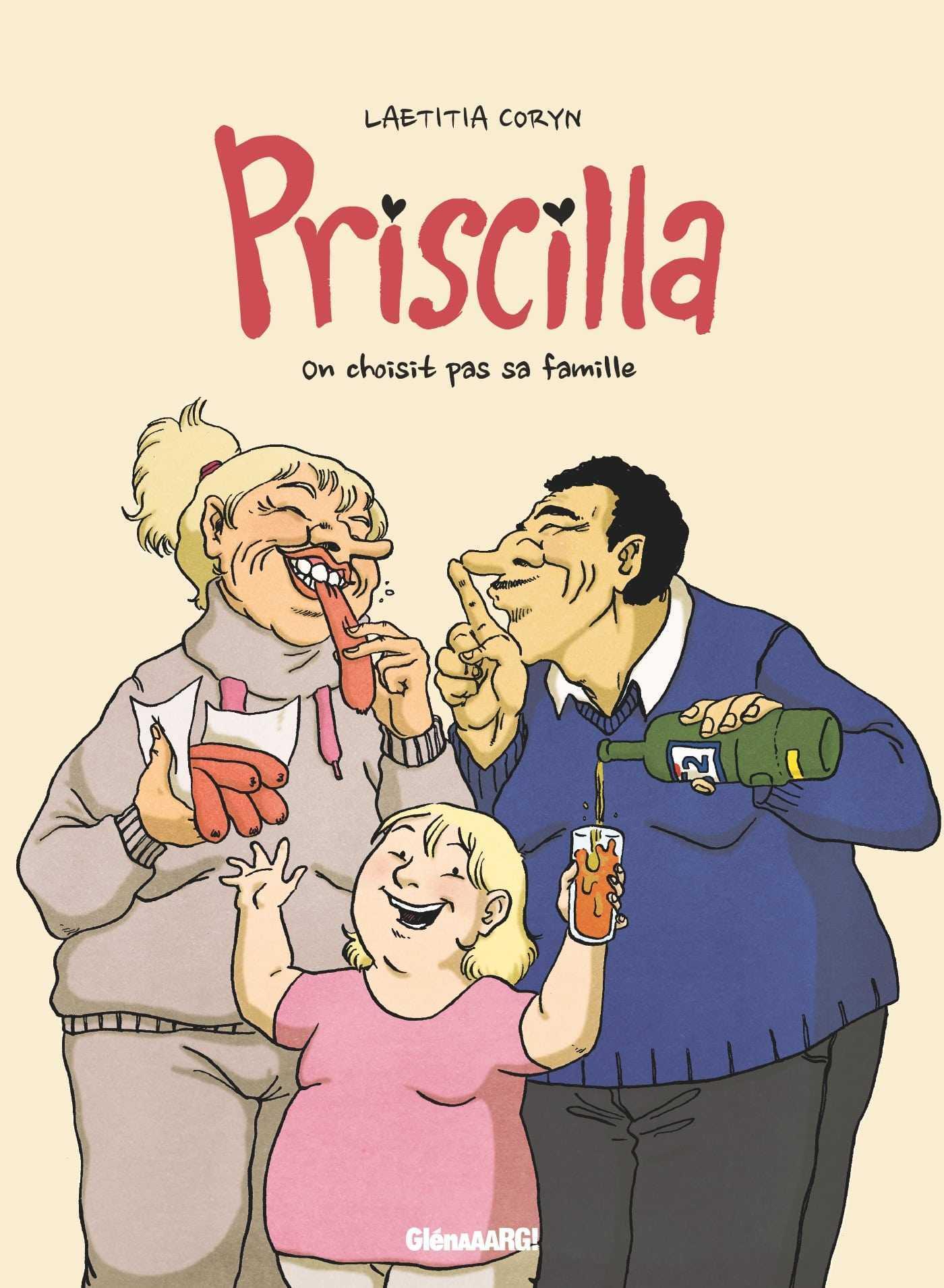 Priscilla, l'horreur du quotidien
