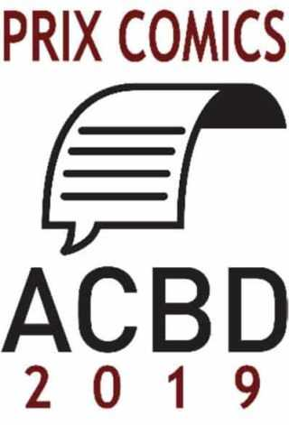 Prix Comics ACBD 2019