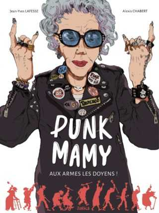 Punk Mamy, attention les vieux