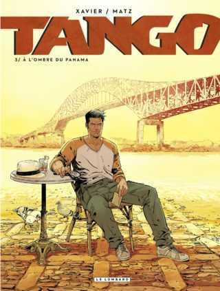 Tango T3, embrouilles panaméennes