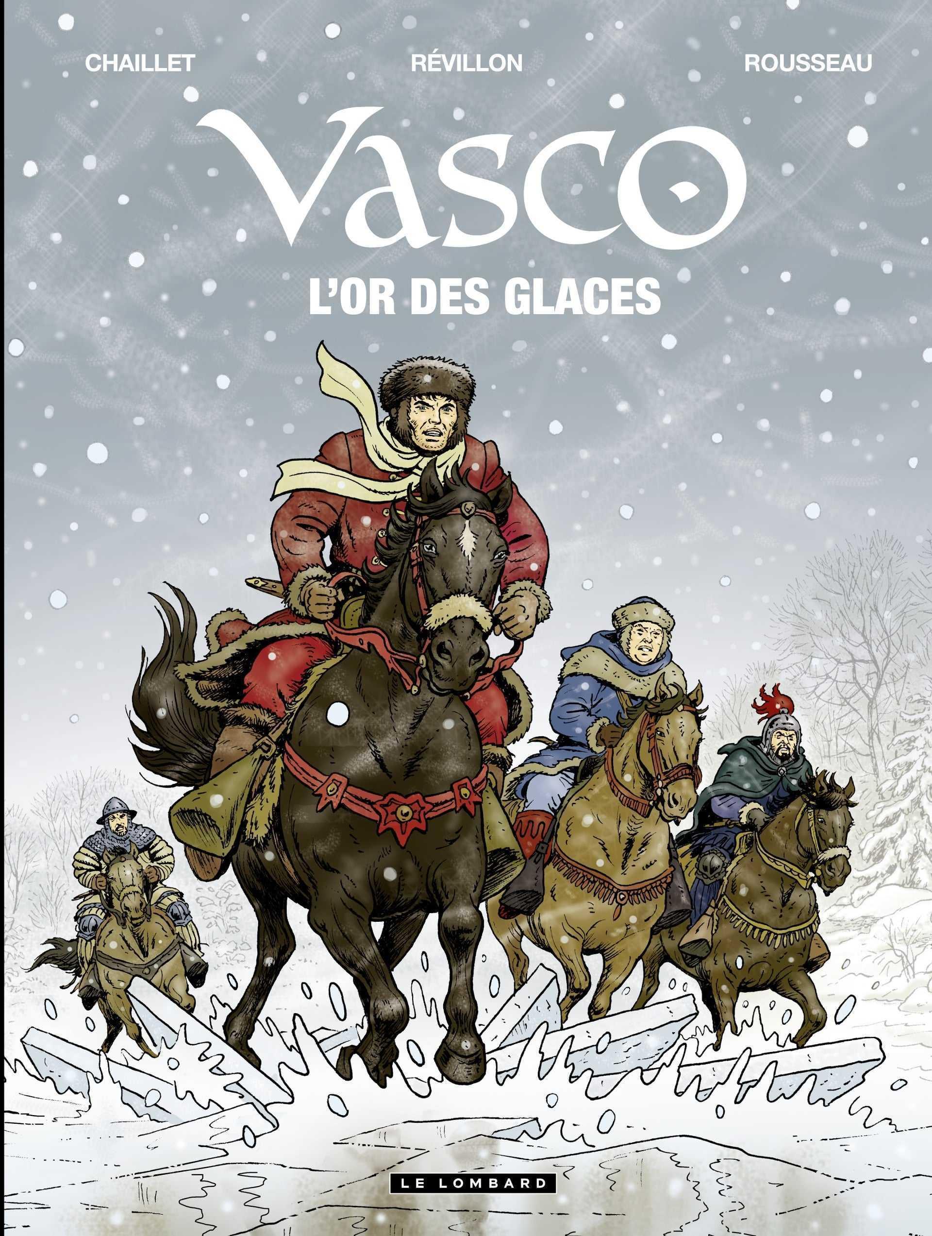 Vasco T30, le dernier voyage du Vénitien globe-trotter de Gilles Chaillet