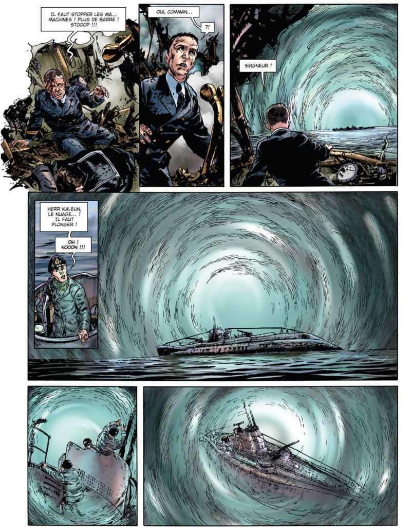 Le U-Boot fantôme