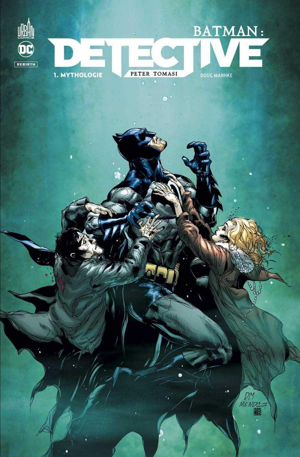 Batman detective et les débuts du Joker