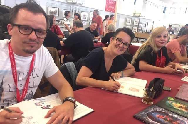 Interview : Pour Carbone, le succès, le talent et onze séries en marche