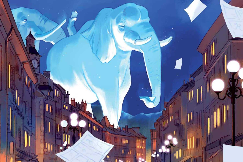 Éléphants d'Or 2019 du 43ème festival de Chambéry, Jim, Cabanes et Cassegrain parmi les lauréats