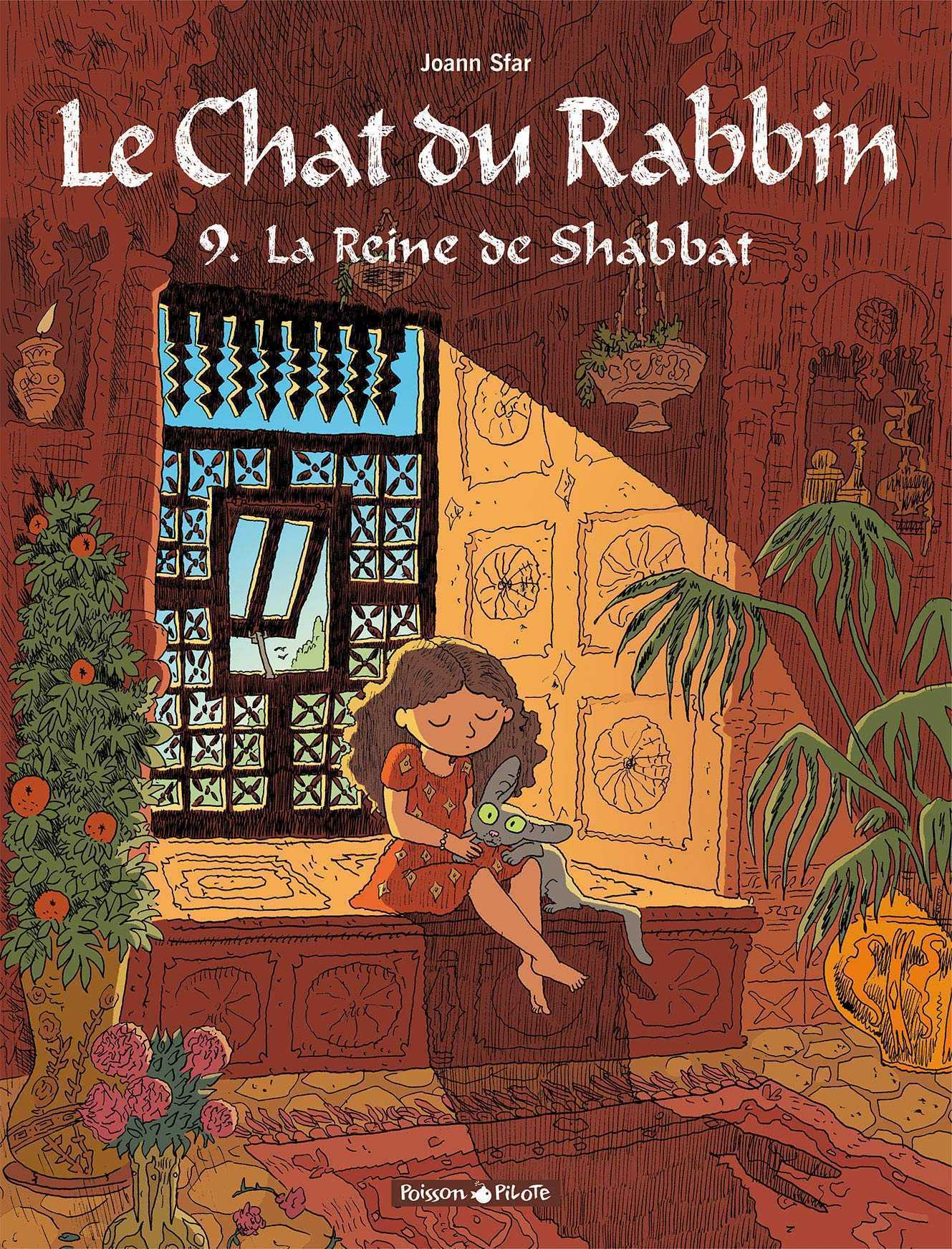 Le Chat du Rabbin T9, sois belle et tais toi