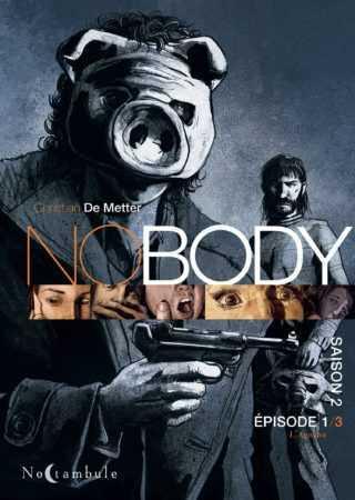 Nobody saison 2, De Metter et les années de plomb italiennes