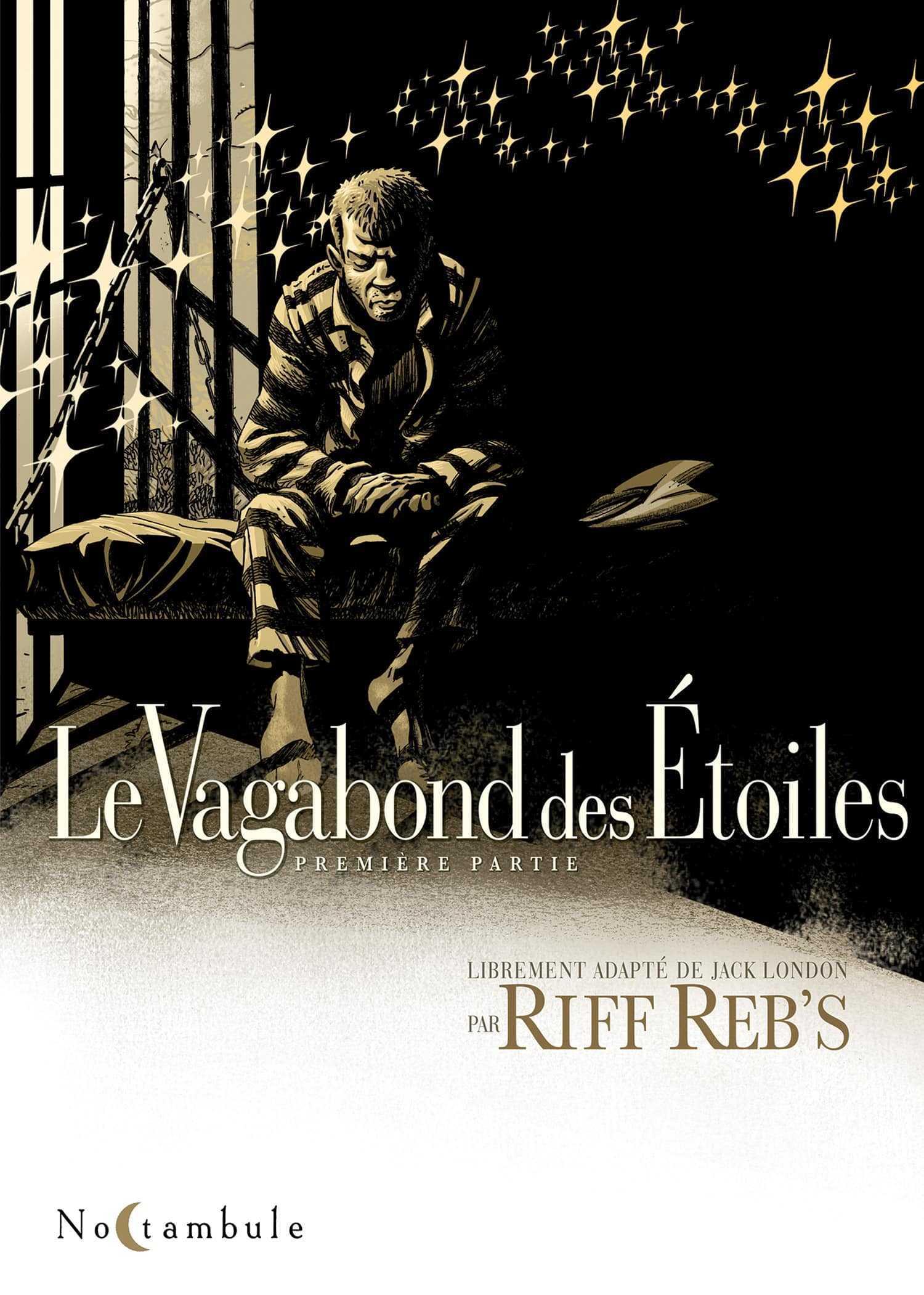 Le Vagabond des étoiles, Riff Reb's avec London