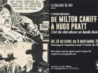 De Milton Caniff à Hugo Pratt