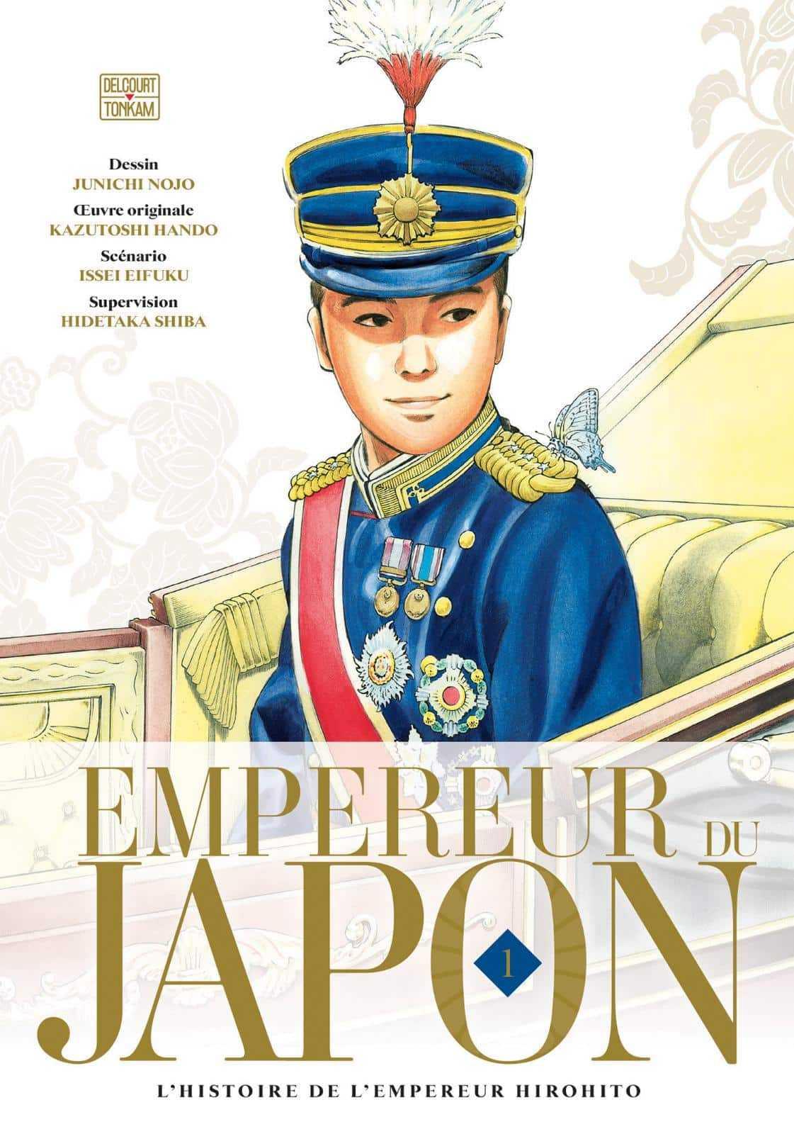 Empereur du Japon, Hirohito et le Japon mystérieux