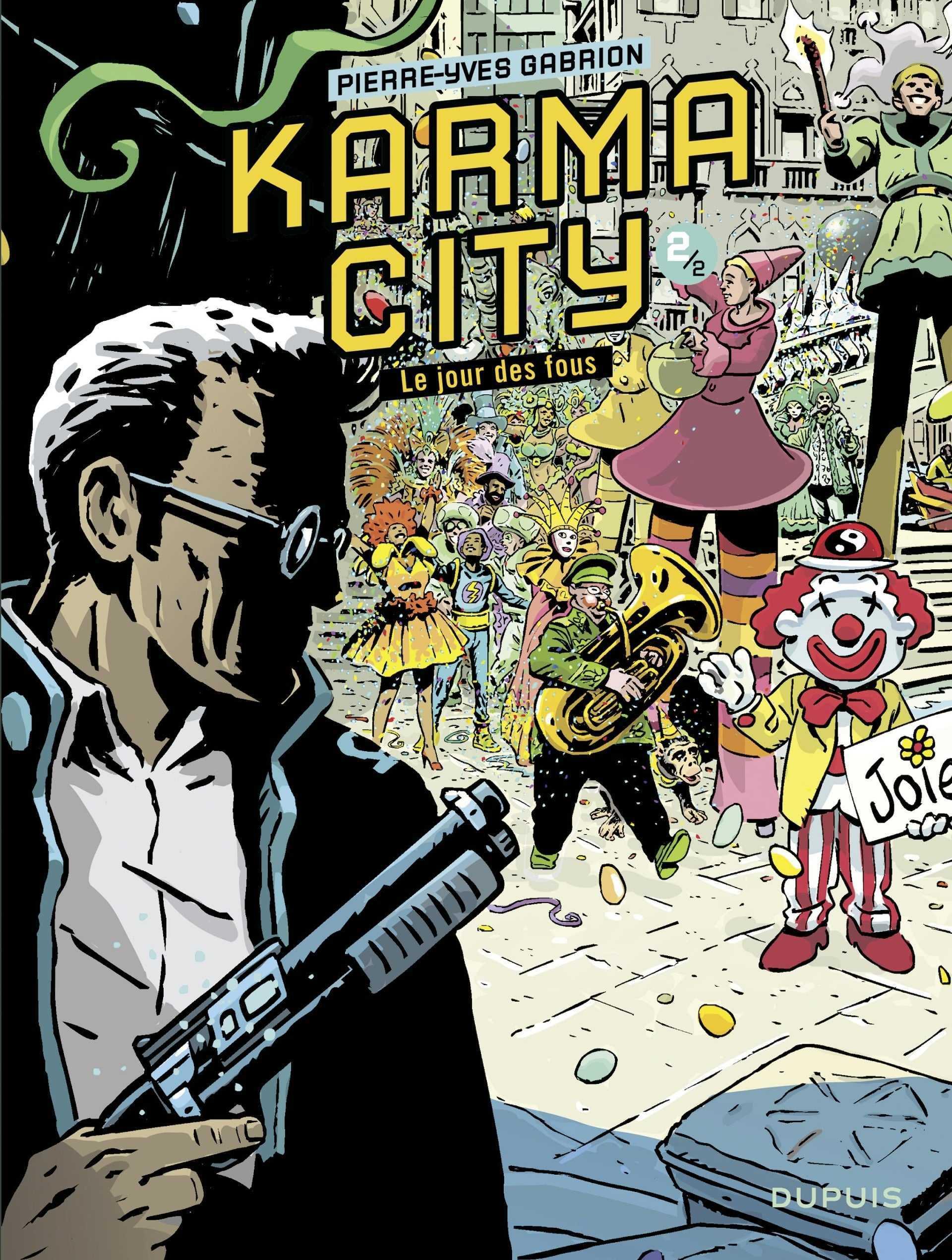 Karma City T2, Intelligence artificielle danger
