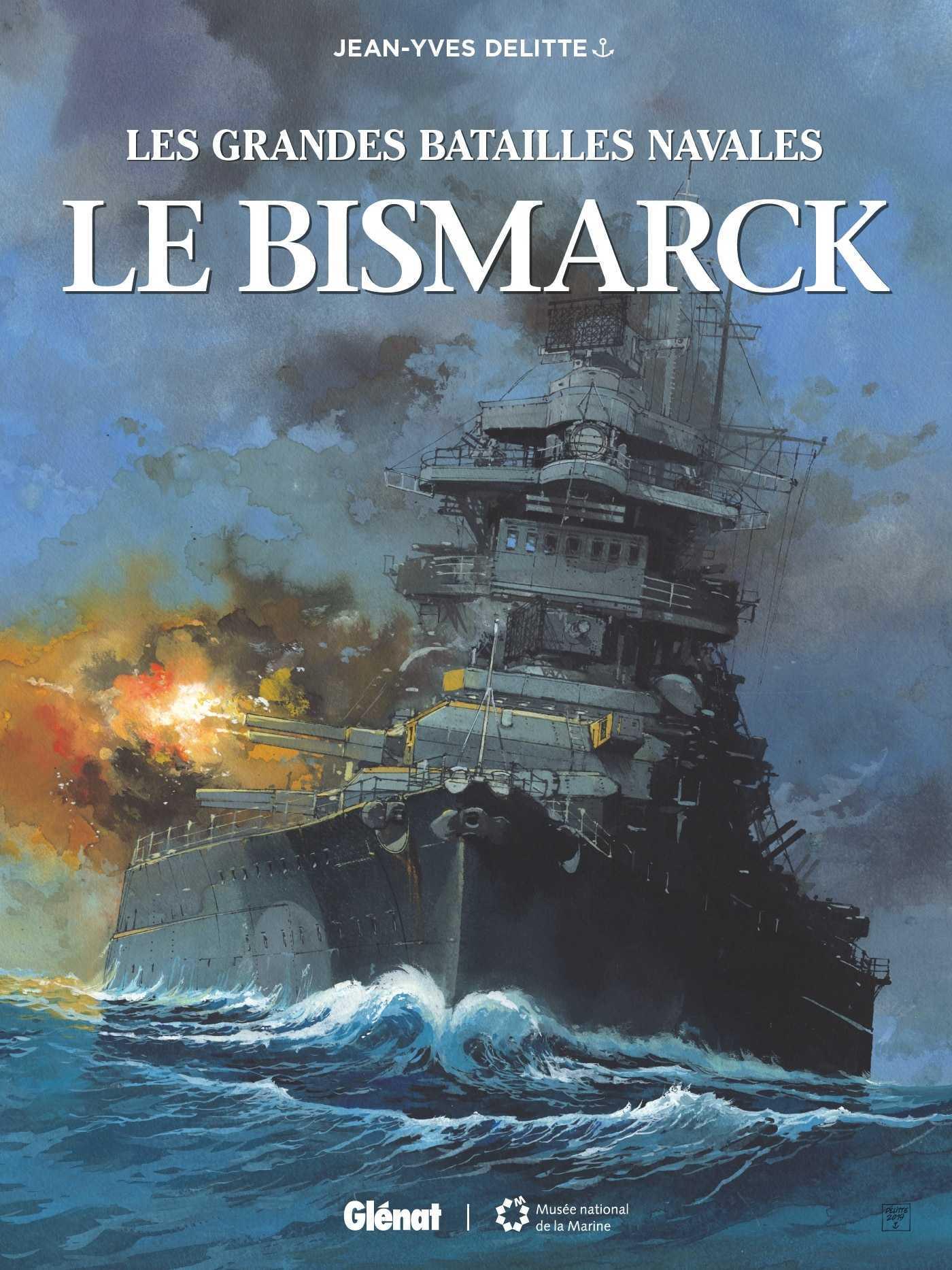 Le Bismarck, la fin annoncée d'un géant