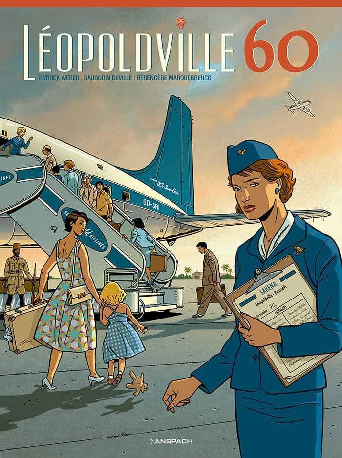 Léopoldville 60, Kathleen au Congo
