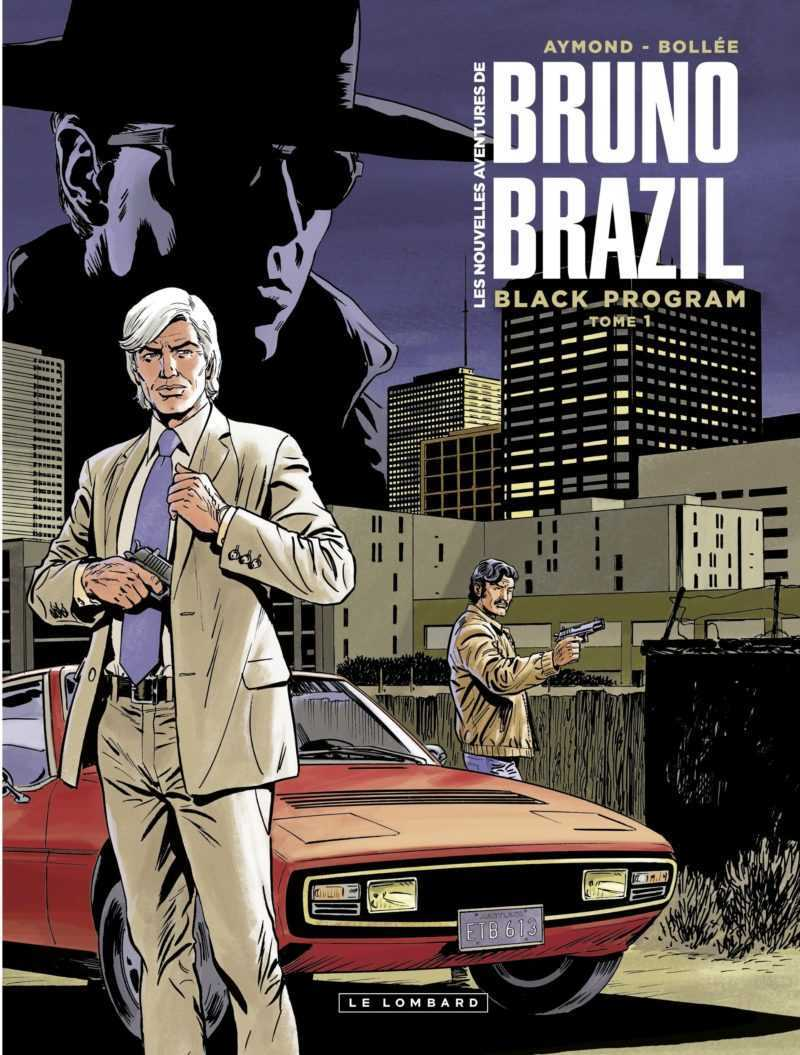Les Nouvelles aventures de Bruno Brazil