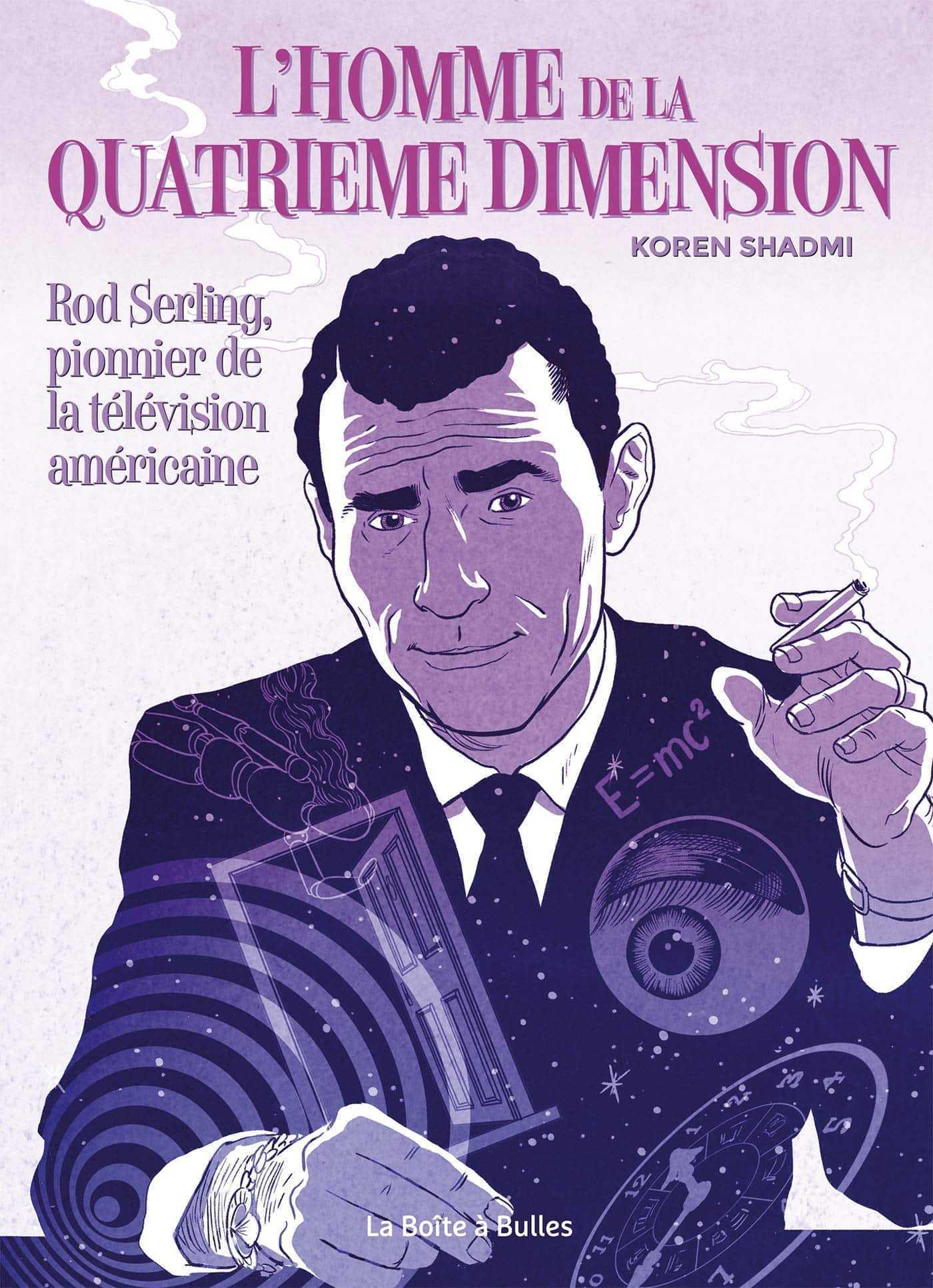 L'Homme de la Quatrième Dimension, un précurseur