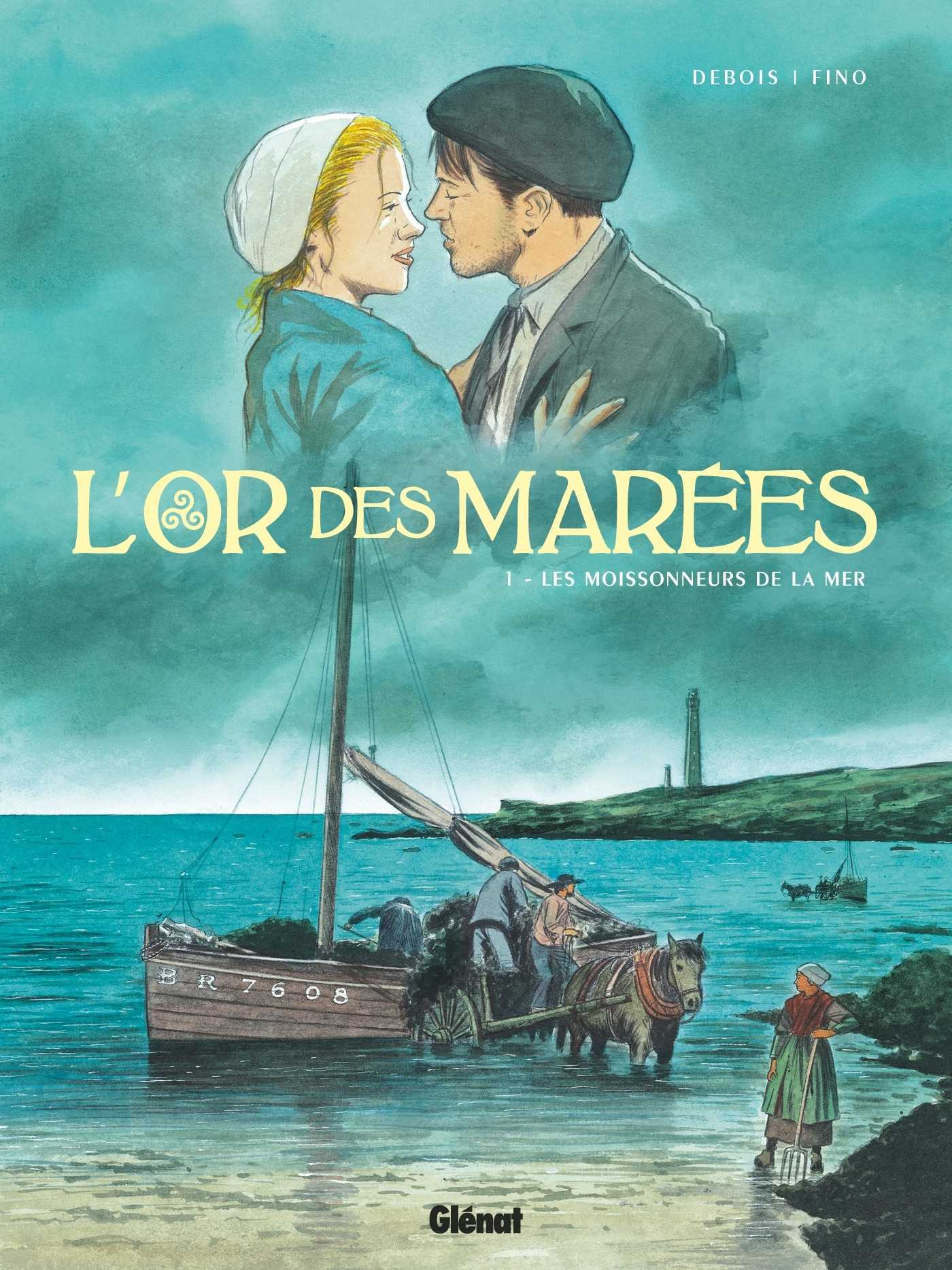 L'Or des marées, une saga maritime et romanesque