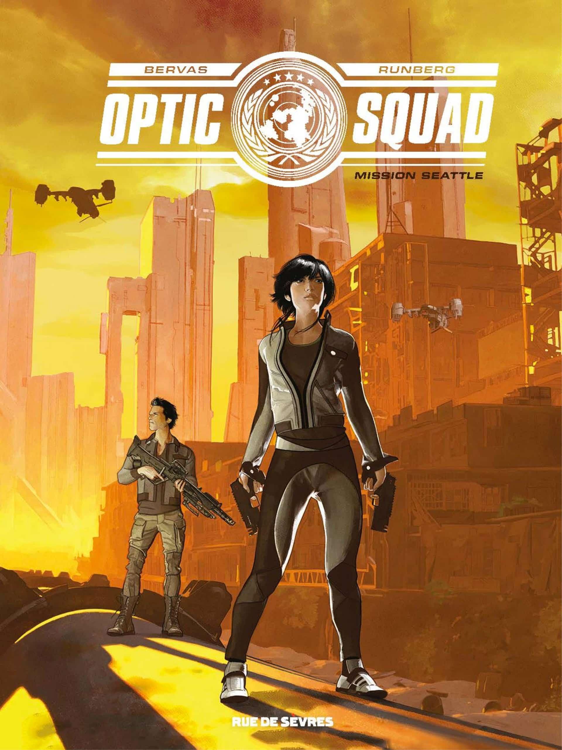 Optic Squad, au doigt et à l'œil