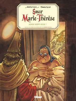 Sœur Marie-Thérèse, Maëster et Julien Solé la ressuscitent et l'exposent à Saint Malo