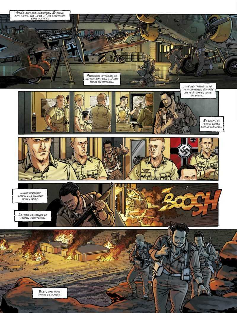 L'Histoire vraie du SAS