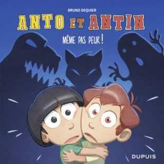 Anto et Antin, un duo sympa pour une nouvelle série jeunesse