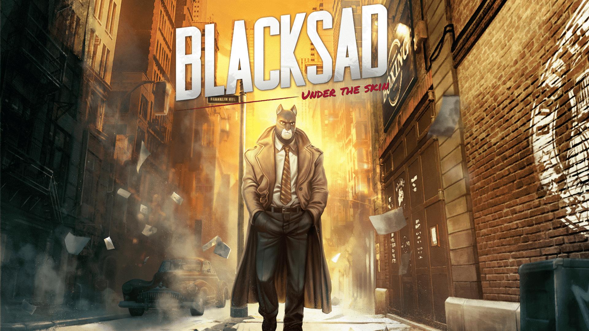 Blacksad : Under the skin, le jeu est disponible en éditions limitées