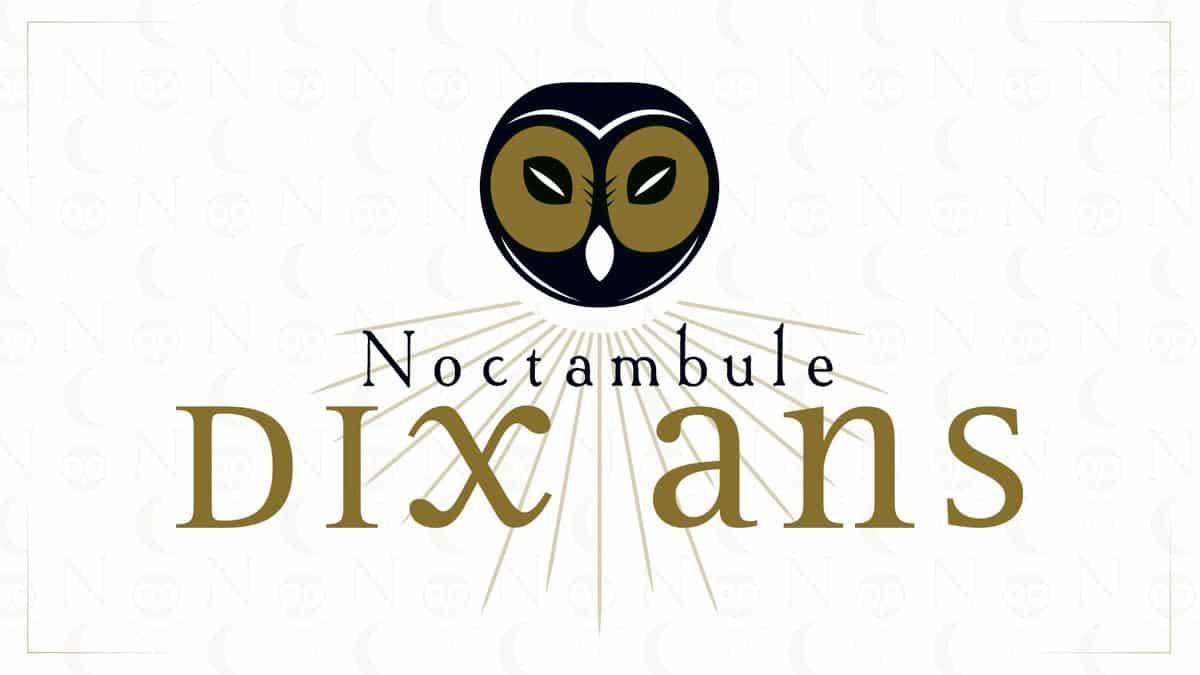 La collection Noctambule fête ses dix ans chez Huberty & Breyne à Paris dès le 22 novembre 2019