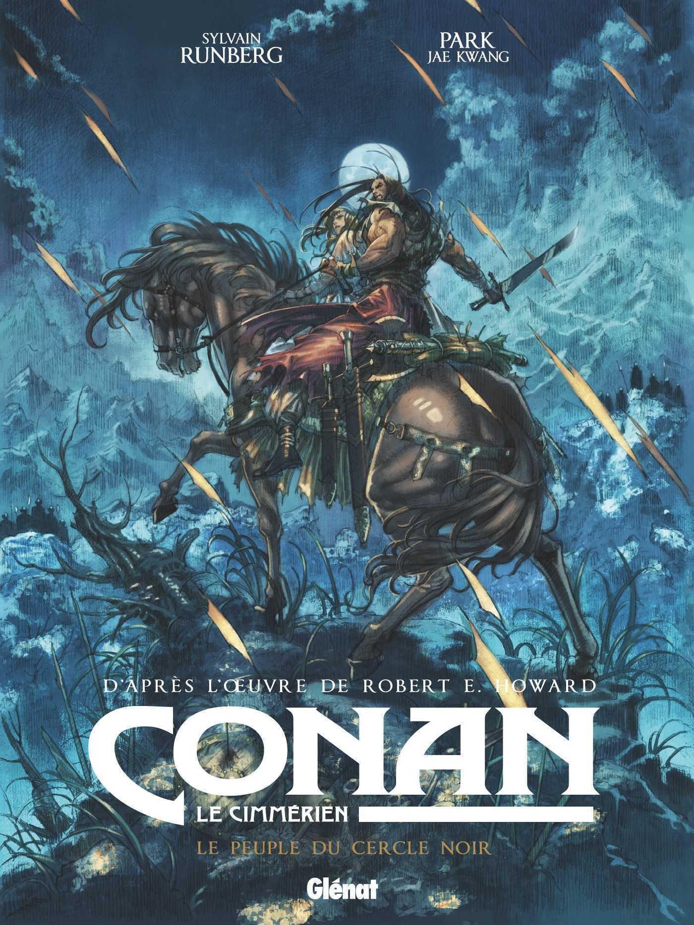 Conan le Cimmérien, Runberg et Jae Kwang imposent leur style