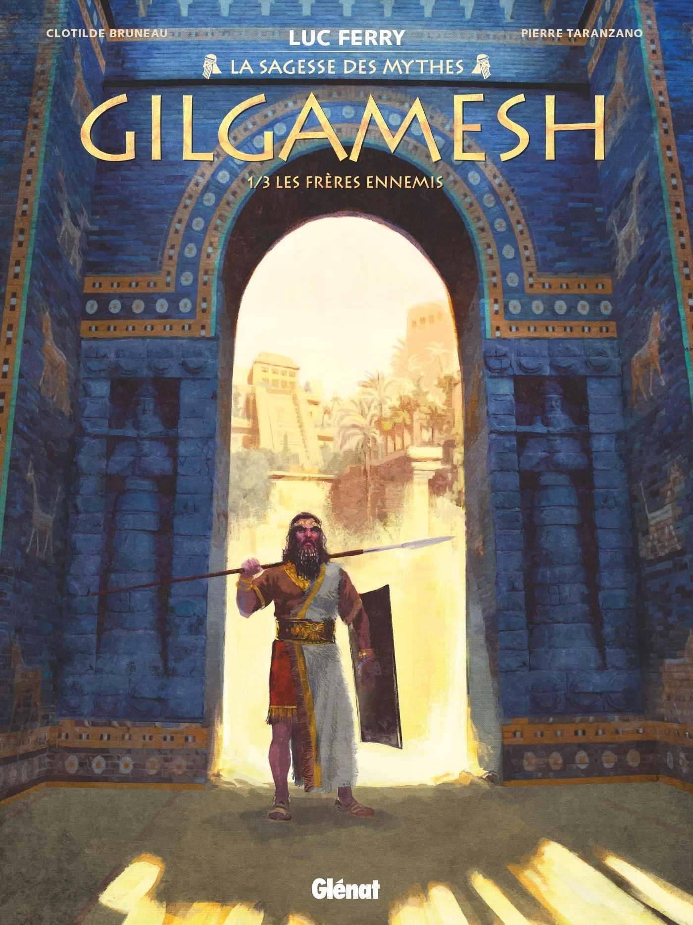 Pierre Taranzano chez Azimuts à Montpellier pour Gilgamesh le 15 novembre 2019