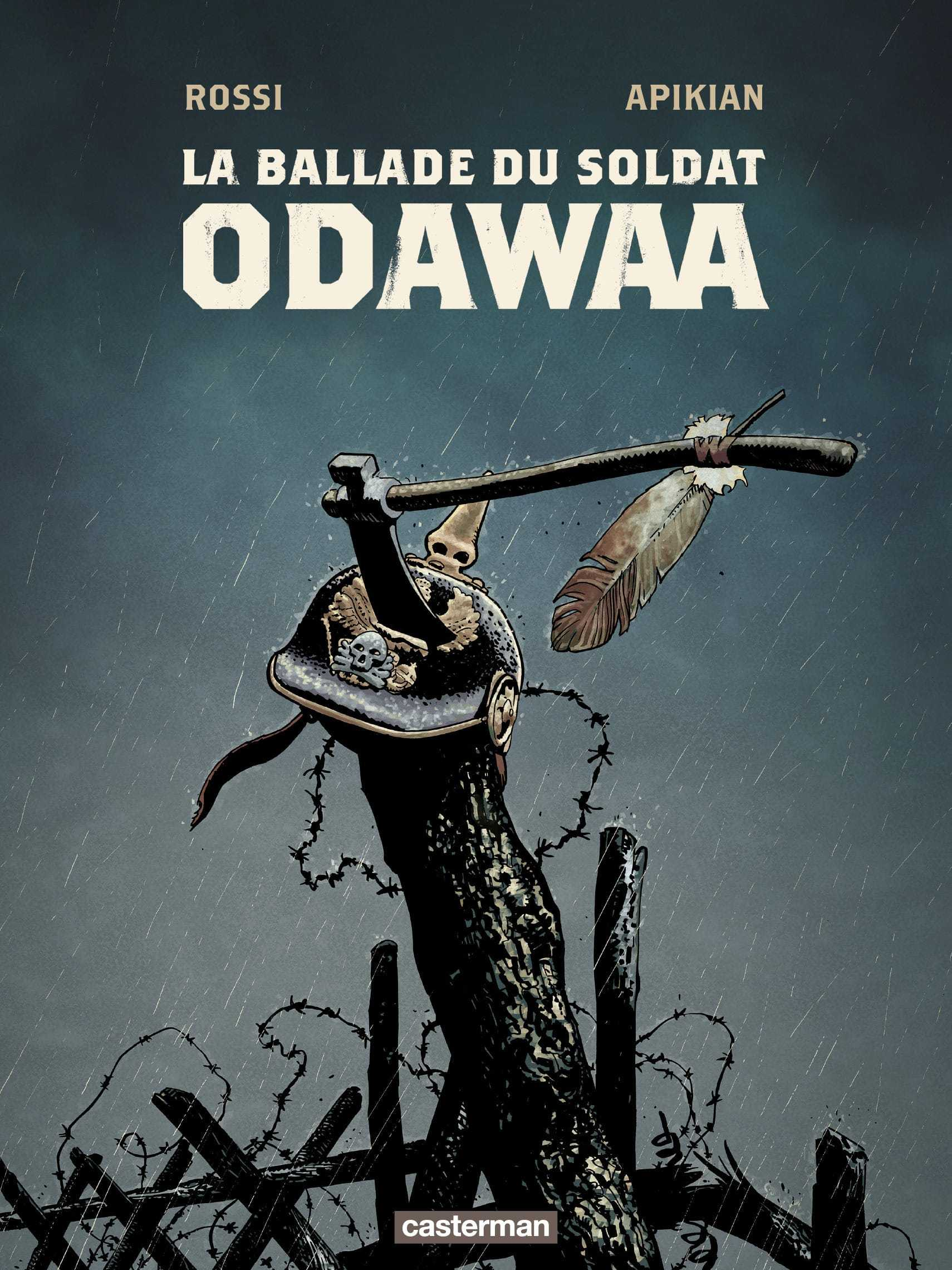 La Ballade du soldat Odawaa, 14-18 dans la lunette d'un sniper indien
