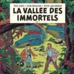 La Vallée des Immortels T2, Blake et Mortimer pour des contes et légendes asiatiques