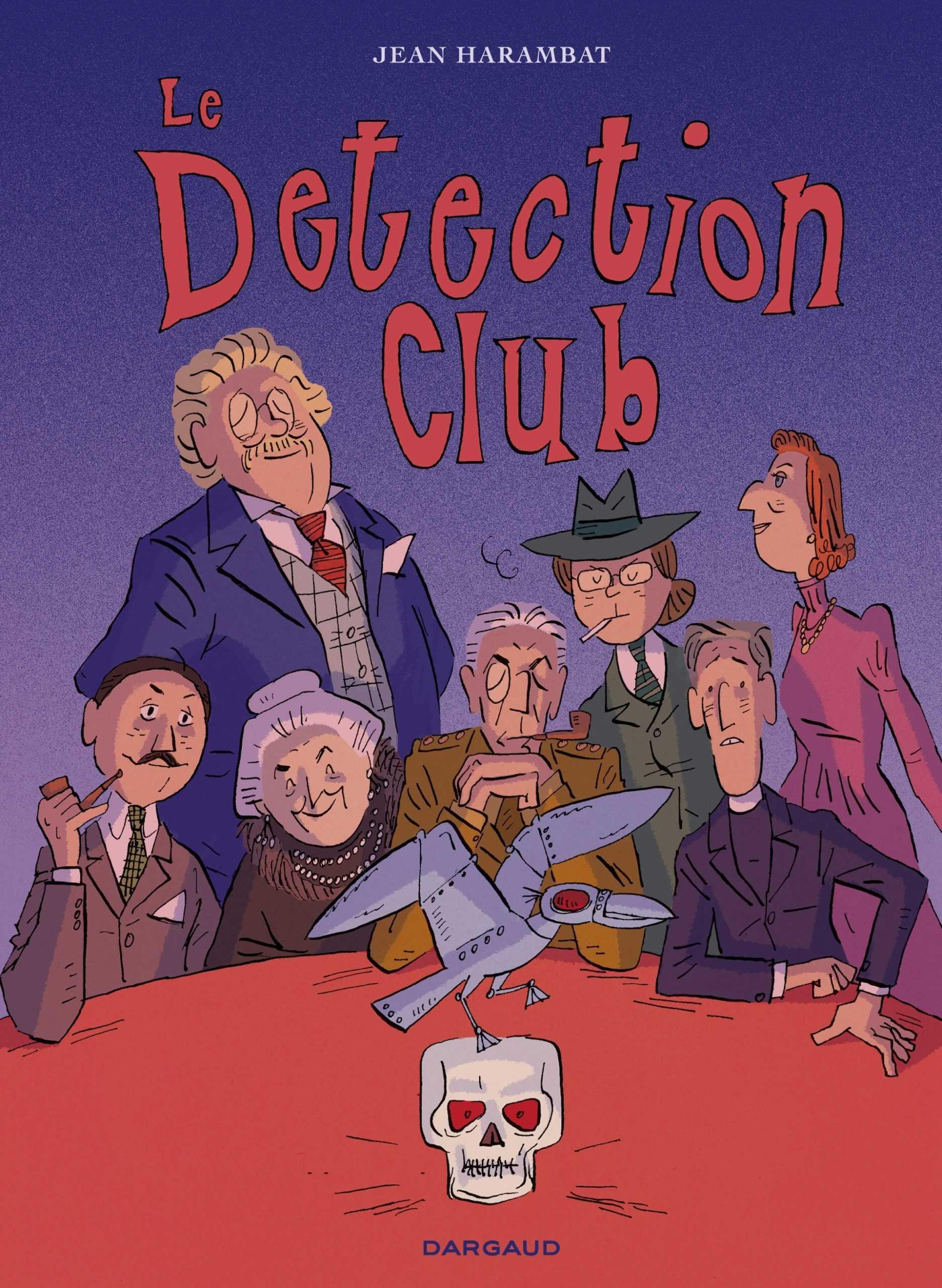Le Detection Club, les recettes d'un bon polar