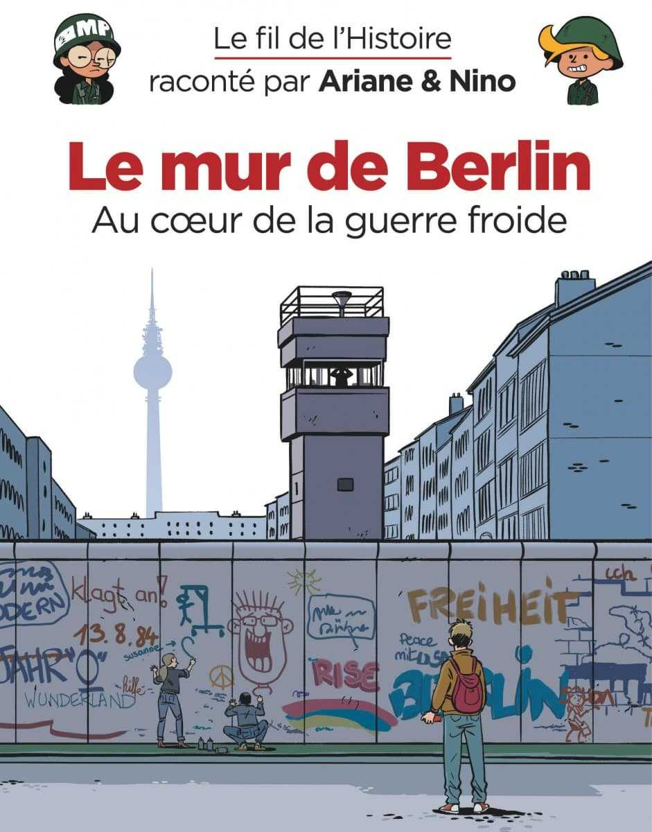 Le Mur de Berlin, 30 ans après sa chute