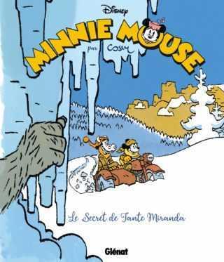 Minnie Mouse et Le Secret de Tante Miranda, Cosey donne la vedette à la fiancée de Mickey