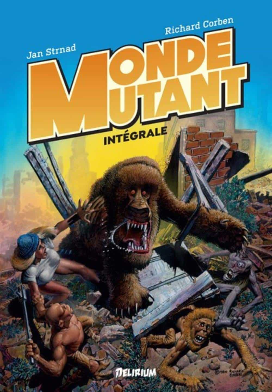 Monde Mutant, Corben post-apocalyptique sélectionné à Angoulême en Patrimoine