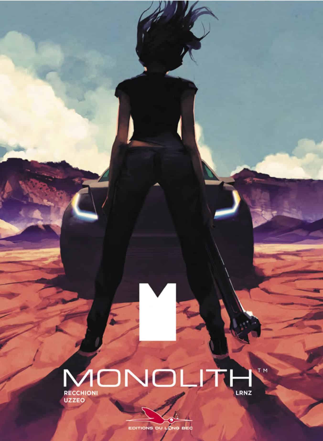 Monolith T2, course contre la montre