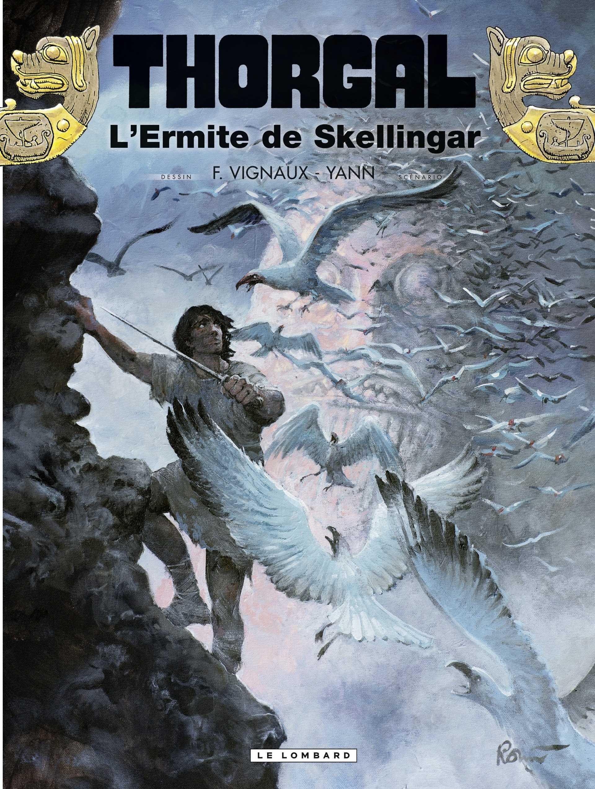 Thorgal T37, L'Ermite de Skellingar, un nouveau souffle