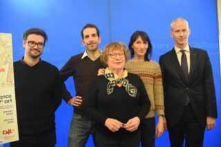 Florence Cestac, Catherine Meurisse, Jul, Joseph Falzon et Franck Riester