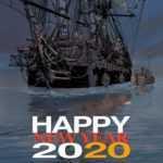 Les vœux très maritimes de Delitte pour 2020