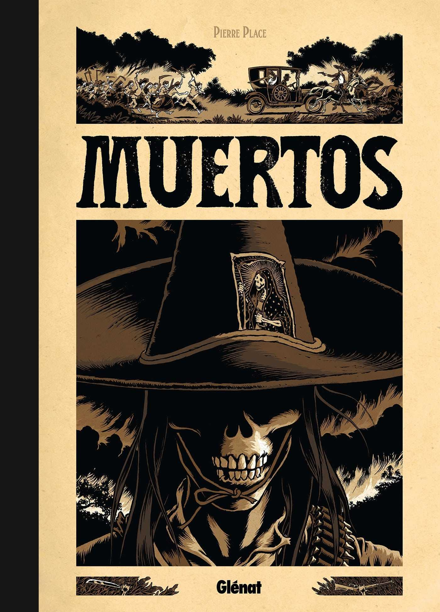 Muertos, western et morts-vivants mexicains