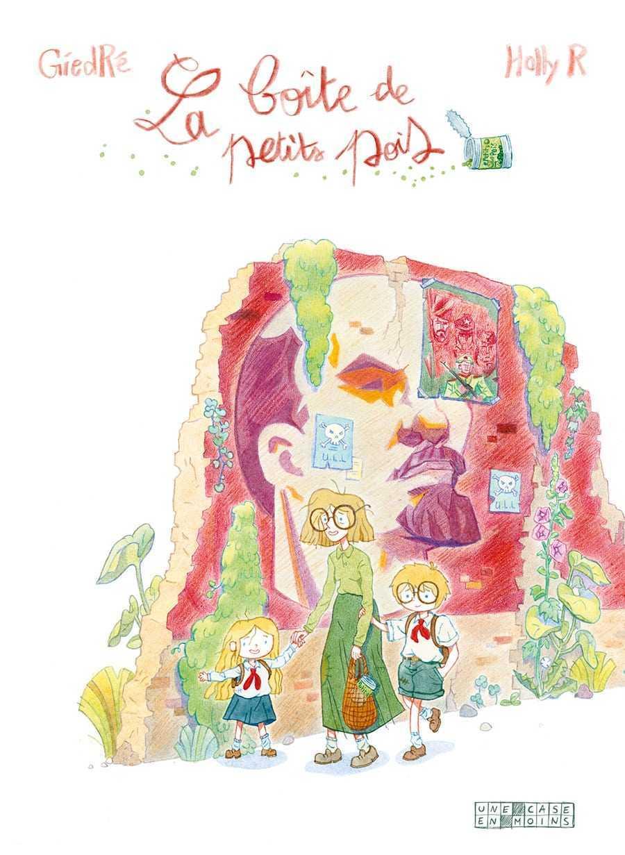 La Boîte de petits pois remporte le prix 2020 du jury œcuménique d'Angoulême