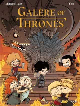 Galère of thrones