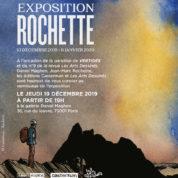 Rochette s'expose chez Maghen pour la sortie de Vertiges du 10 décembre au 11 janvier 2020