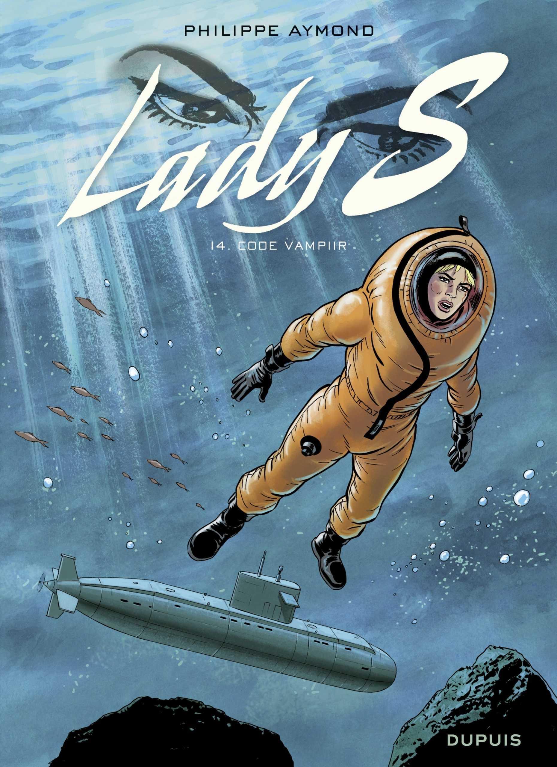 Lady S, un tome 14 où Aymond rebat les cartes