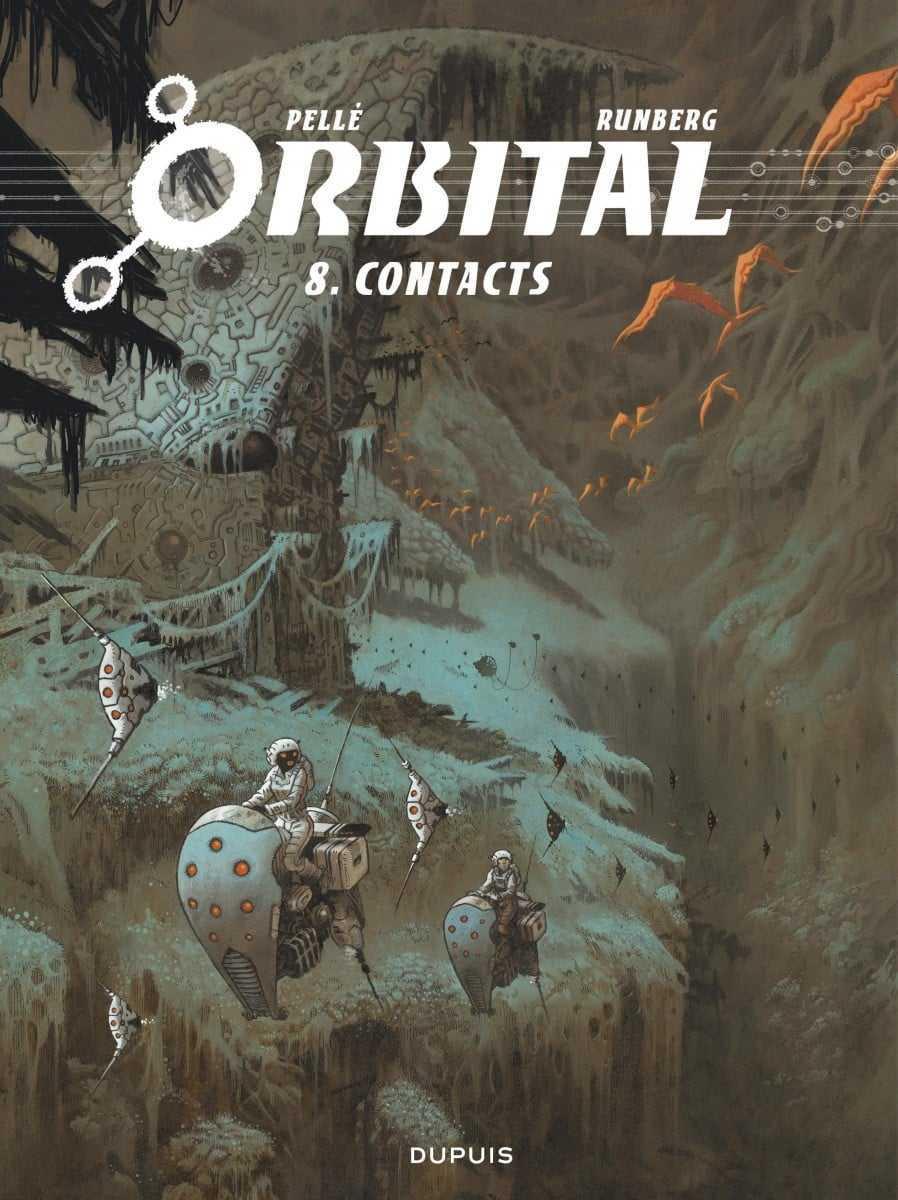 Orbital T8, Contacts désespérés